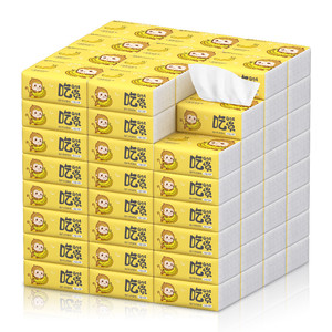 天猫优惠券后24.9元,植护原木抽纸家用实惠装30包整箱家庭装批发卫生纸餐巾纸纸巾抽纸
